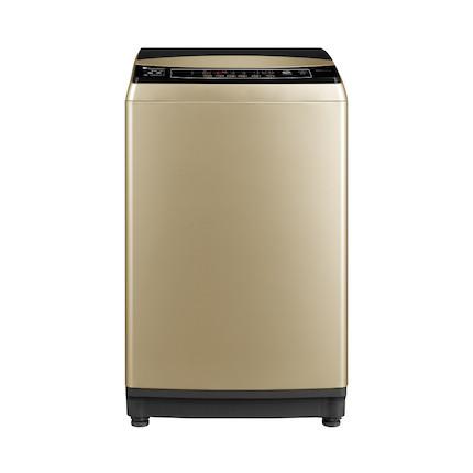【直驱变频】小天鹅9KG直驱波轮洗衣机 水魔方防缠绕 一键桶自洁 羽绒服洗TB90V80WDCLG