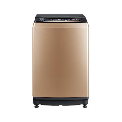波轮洗衣机 10KG 带强压双水流,洁净防缠绕 专利免清洗 直驱变频  MB100V50WDQCJ