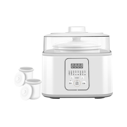 电炖锅(盅)高温蒸汽锅智控版 1盅5胆多功能 养生煮粥锅 MD-DZ16Power501