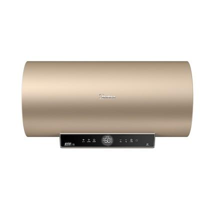 电热水器80L 3kw双管8倍增容 出水断电一级能效 WIFI智联F8030-TL3(遥控)