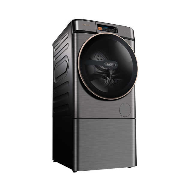 COLMO 洗烘一体机  12KG 慧眼洗 紫外杀菌 OCDC电机 智能家电 自动投放 CLDC12