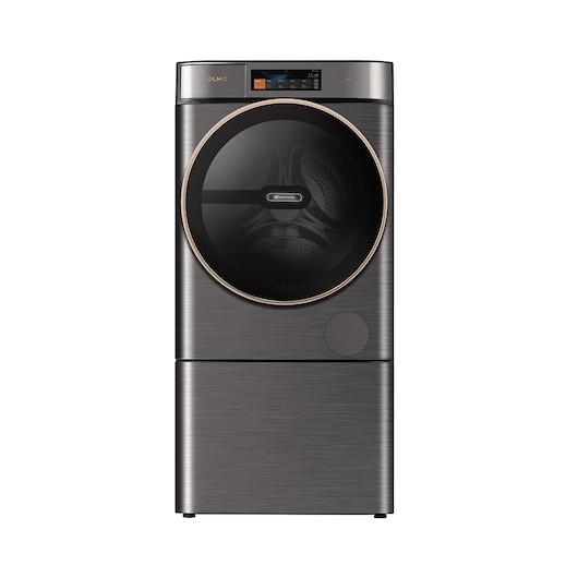 COLMO 洗烘一体机  12KG 慧眼洗 紫外杀菌 OCDC电机 自动投放 CLDC12