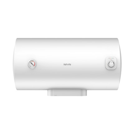 华凌电热水器 40升1-2人2100W速热 安全防电墙 二级能效 旋钮操作 F4021-Y1