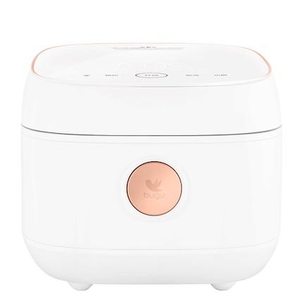 美的 布谷(BUGU)智能IH电饭煲 4L 18分钟煮好饭 WiFi远程操控 BG-R1