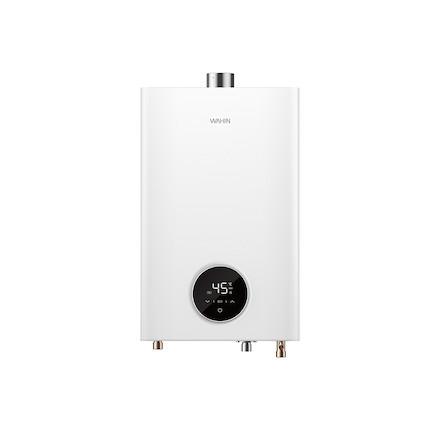 华凌燃气热水器 12L变频恒温 三级变升 多重安防 侧焰稳燃JSQ22-L1