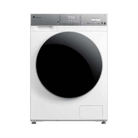【智能投放】小天鹅10KG滚筒洗衣机 纳米银离子除菌 幻银全面屏TG100VT26WIAD5
