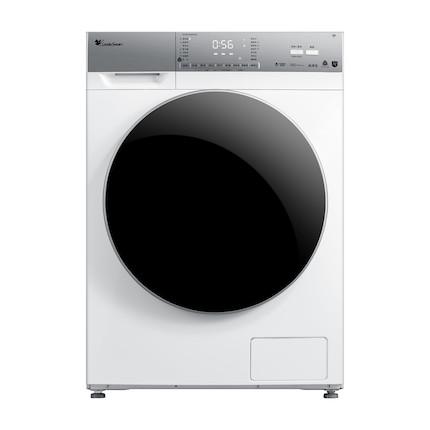 【送智能音箱】小天鹅10KG洗烘一体机 WIFI 纳米银离子除菌 全面屏TD100V62WIAD5