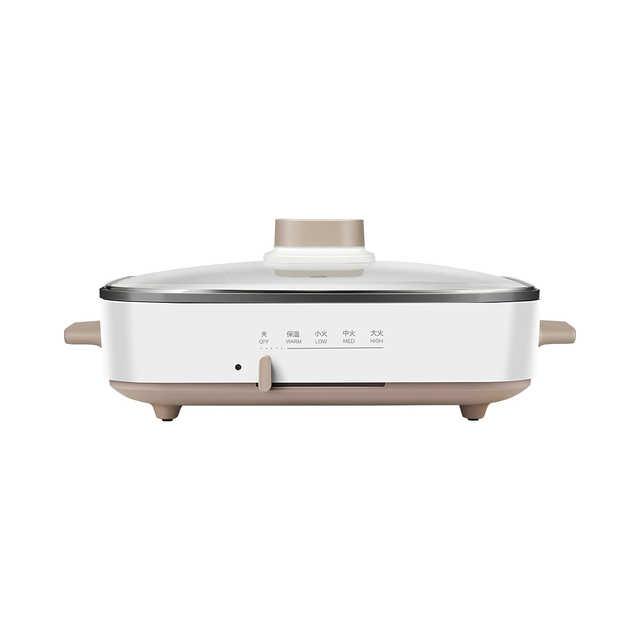 【网红料理锅】料理锅 四档调温 可拆烤盘  MC-DY3020Power101