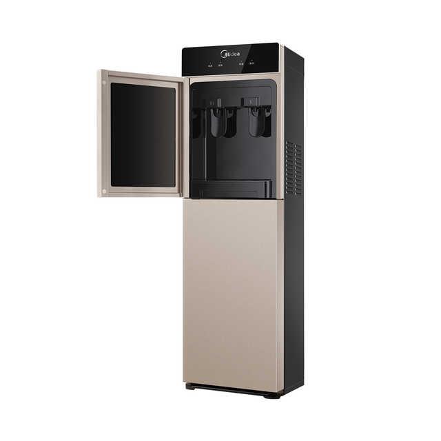 饮水机 下置水桶免搬抬 1L大热罐办公室可用 推杯取水防干烧 缺水提醒 YR1801S-X(温热)