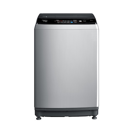 美的10KG波轮智能洗衣机 大容量 全自动家用双水流 MB100VT50WQC