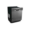 【定制款嵌入式L1】洗碗机 13套大容量 银离子抑菌 门板自行搭配 WQP12-5301-CN
