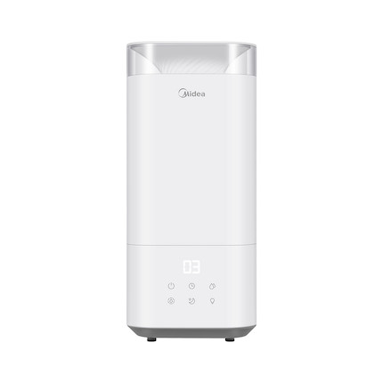 4L大容量家用 上加水香薰加湿器 智能恒湿 办公室除菌 卧室净化加湿器静音 SC-3C40B