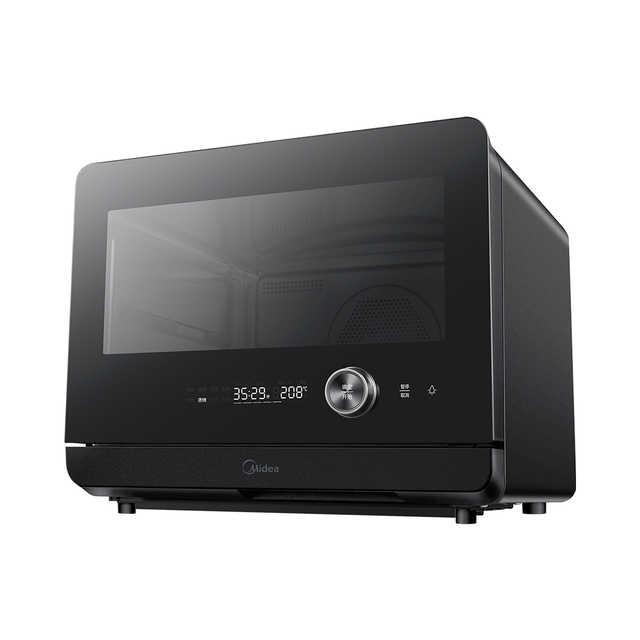 S1蒸烤箱 家用多功能台式烘焙烤箱蒸烤二合一 PS20C1