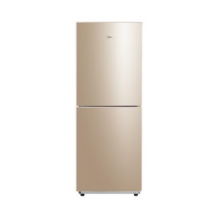 【小户型优选】172升家用双门冰箱 小型静音节能 BCD-172CM(E) 芙蓉金