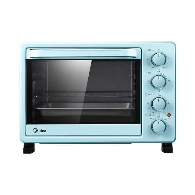 【上下独立控温】高颜值小烤箱 简易操作 随意定时 PT2531