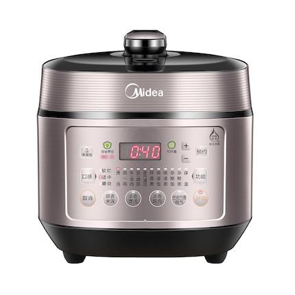 【新品上架】电压力锅5升双胆 IH加热 浓香变压 MY-YL50P602