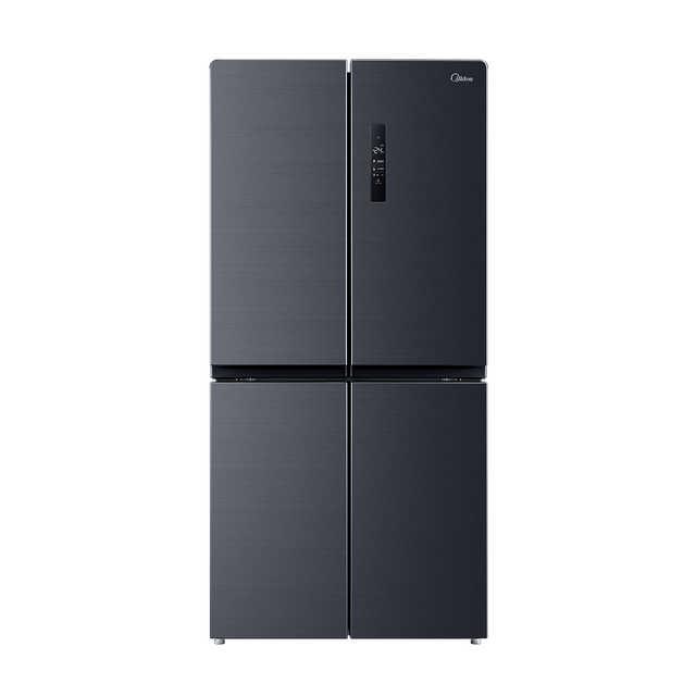 【新品】美的冰箱(Midea)智能风冷家用十字电冰箱BCD-446WTPZM(E)