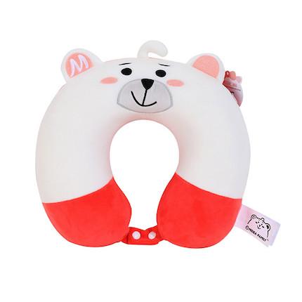熊小美周边产品 熊厚U型枕