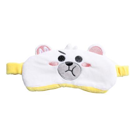 熊小美周边产品 眼罩(黄色)
