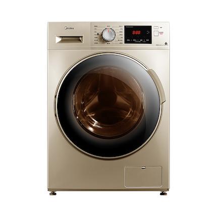 【FCR除螨】滚筒洗衣机 10KG 拒绝螨虫 一筒搞定 BLDC变频 羽绒服洗MG100VS52DG