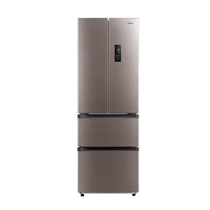 【四门三温】冰箱 320升法式对开门 双变频 一级能效 风冷无霜 BCD-320WTPM(E)