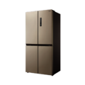 【薄而鲜透】452升十字对开门冰箱家用双变频风冷无霜冰除味BCD-452WTPM