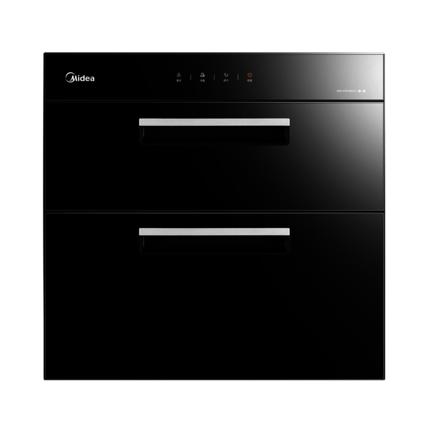【嵌入式】消毒柜 臭氧紫外线 二星级消毒 95L 上下独立消毒 MXV-ZLP90Q15S
