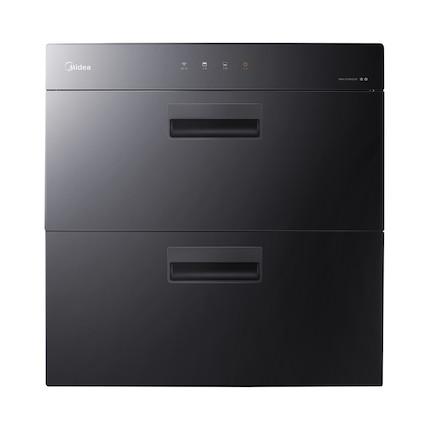 【嵌入式】消毒柜100升 125°高温杀菌 上下层独立控制 WIFI智控 MXV-ZLP90Q15S