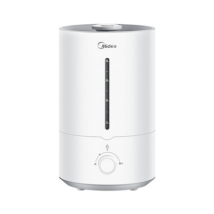超声波加湿器卧室婴儿家用安静持久滋润 香薰小型加湿器 上加水 SC-3F40A