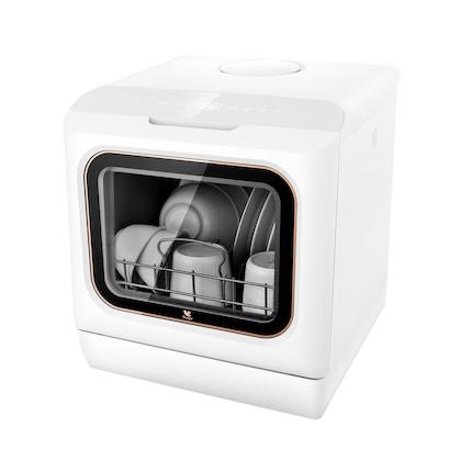 布谷 WiFi智能台式洗碗机 高温除菌 免安装 19分钟超快洗  BG-DC01