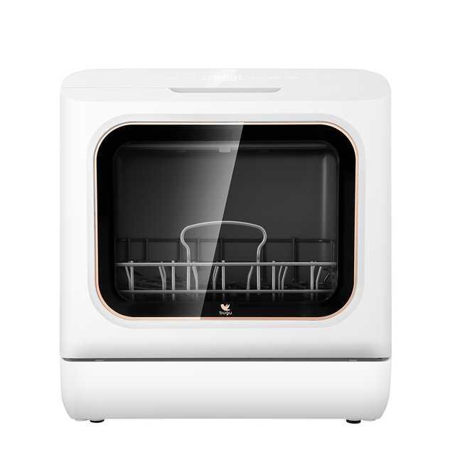美的 布谷(BUGU)洗碗机  免安装 19分钟超快洗 WiFi智能 BG-DC01
