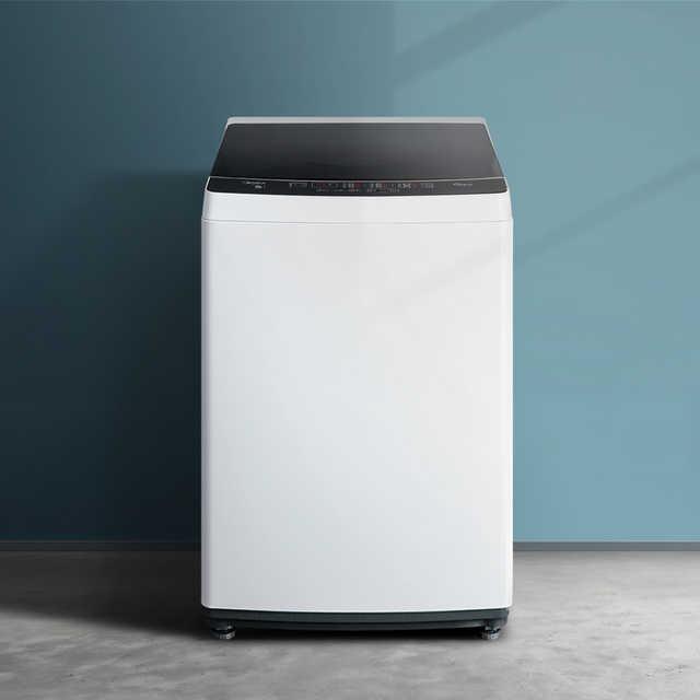 【模拟手搓】波轮洗衣机 8KG 专利免清洗 十年桶如新 立方内桶 水电双宽 MB80ECO
