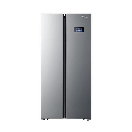 【新品推荐】小天鹅452L对开门冰箱 5寸彩屏 远程智控 双循环铂金净味 BCD-452WKZLA