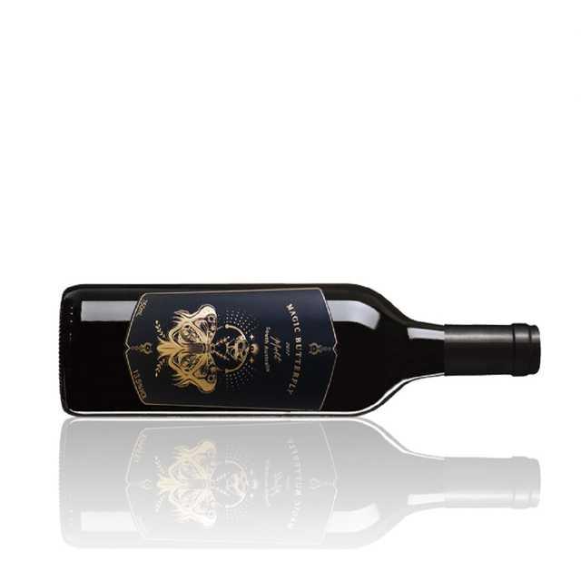 红酒 原瓶进口蝴蝶谷干红葡萄酒 750ML