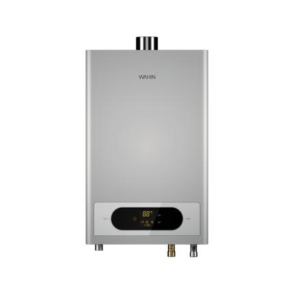 华凌燃气热水器 智能防冻 熄火保护 低水压启动 炫彩面板 四季免调 JSQ22-WL121