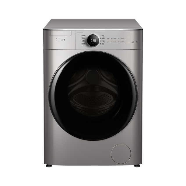 【直驱电机】10KG洗衣机 静音变频 智能WIFI 真丝柔洗MD100VT717WDY5