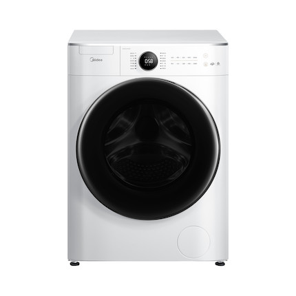 滚筒洗衣机 10KG 静到听见心跳的声音 真丝柔洗 新风祛味 MG100V70WD5