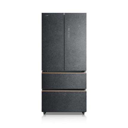 【送美妆冰箱】COLMO 512L微晶一周鲜 一级能效 果蔬净鲜 CRBF512熔幔岩
