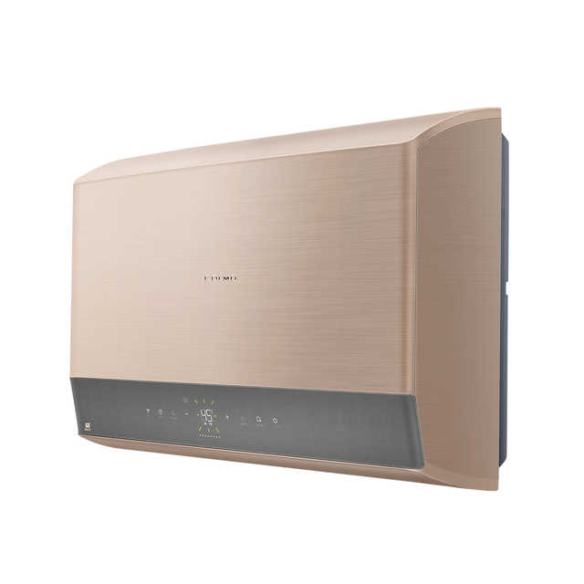 COLMO电热水器 50L纤薄机身 钛净鲜水 双胆速热 WIFI智控智能家电 CFDV5032