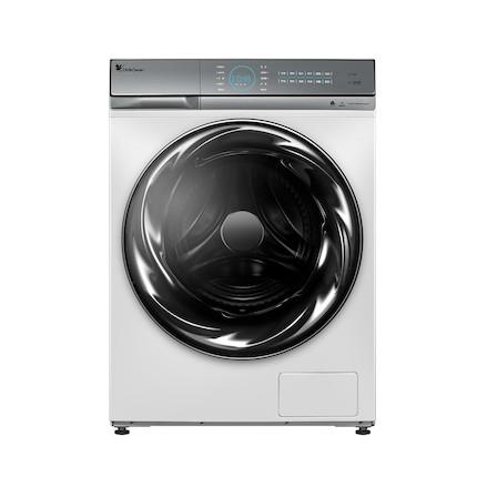 【送智能音箱】小天鹅10KG滚筒洗衣机  超微净泡 银离子除菌TD100VT818WMUIAD5