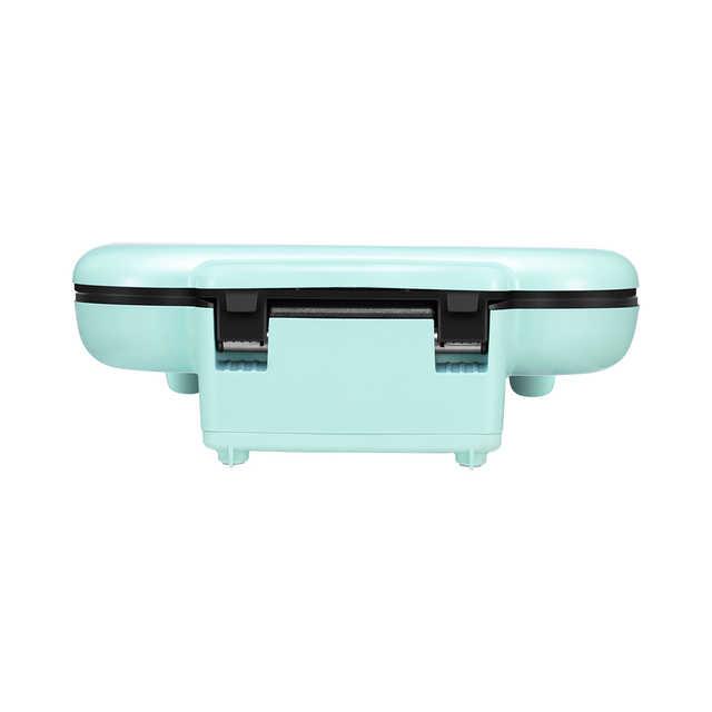 【牛排机】小巧复古外观 自动控温 悬浮烤盘 食品级不沾  独立接油盒 MC-JK2718E101