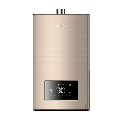 COLMO 燃气热水器 16L 智能增压 全时零冷水 精控火 真恒温 JSQ30-CW616