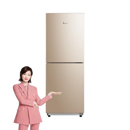 【租房优选】小天鹅176L双门冰箱 节能强效制冷 租房宿舍BCD-176L