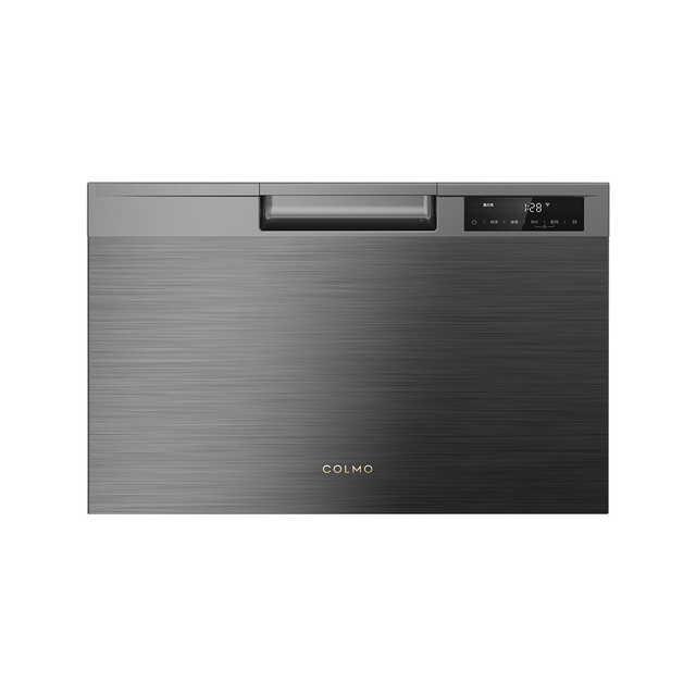 退市下架【抽屉式】COLMO 洗碗机 9套 全钢内胆 双风机烘干 抑菌久存  CDT108-E8