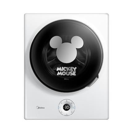 【宝宝专享】壁挂滚筒洗衣机3KG 消毒煮洗 纳米银离子除菌 智能家电WIFI操控MG30DSN