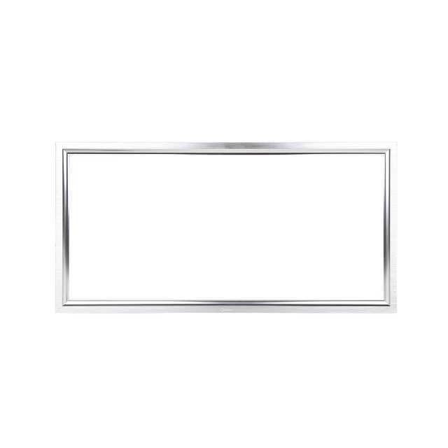 美的厨卫灯24W 300*600 拉丝银 MQD24-M/K-F07