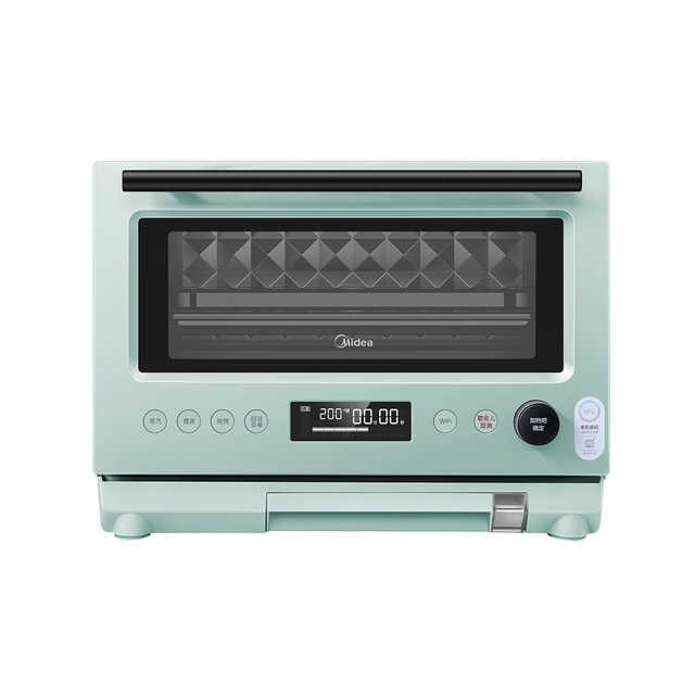 【WIFI智控】微蒸烤一体机1500W大蒸汽 专业级烘烤 变频微波 智能云食谱PG2311W
