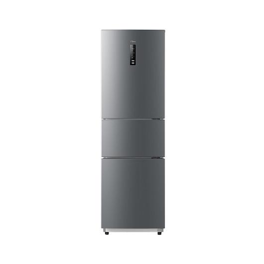 美的(Midea)215L风冷无霜变频三门冰箱 BCD-215WTPM(E)