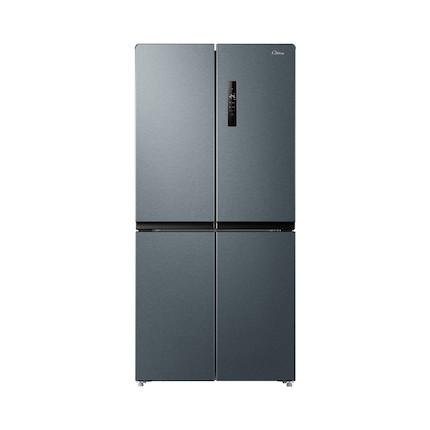 【送智能音箱】465L十字对开冰箱 风冷变频 一级能效 双系统制冷BCD-465WTPZM(E)