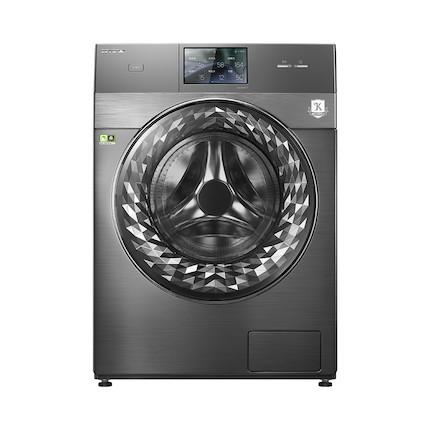 洗衣机10公斤滚筒洗烘一体空气洗全自动家用水魔方BVL1D100TT